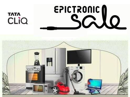 Epictronic Sale | Upto 80% Off on Electronics (9th-11th Feb)